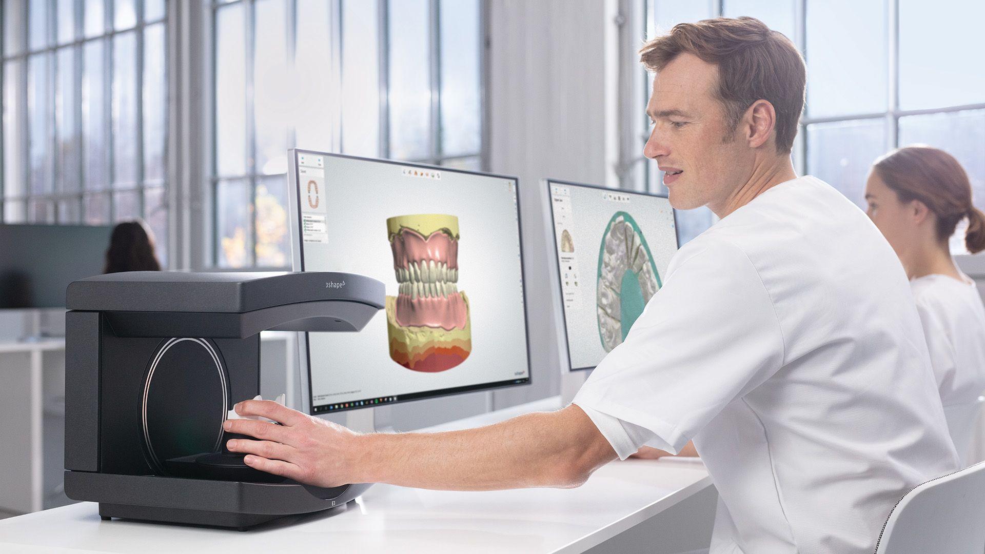 software e hardware dentale cad/cam