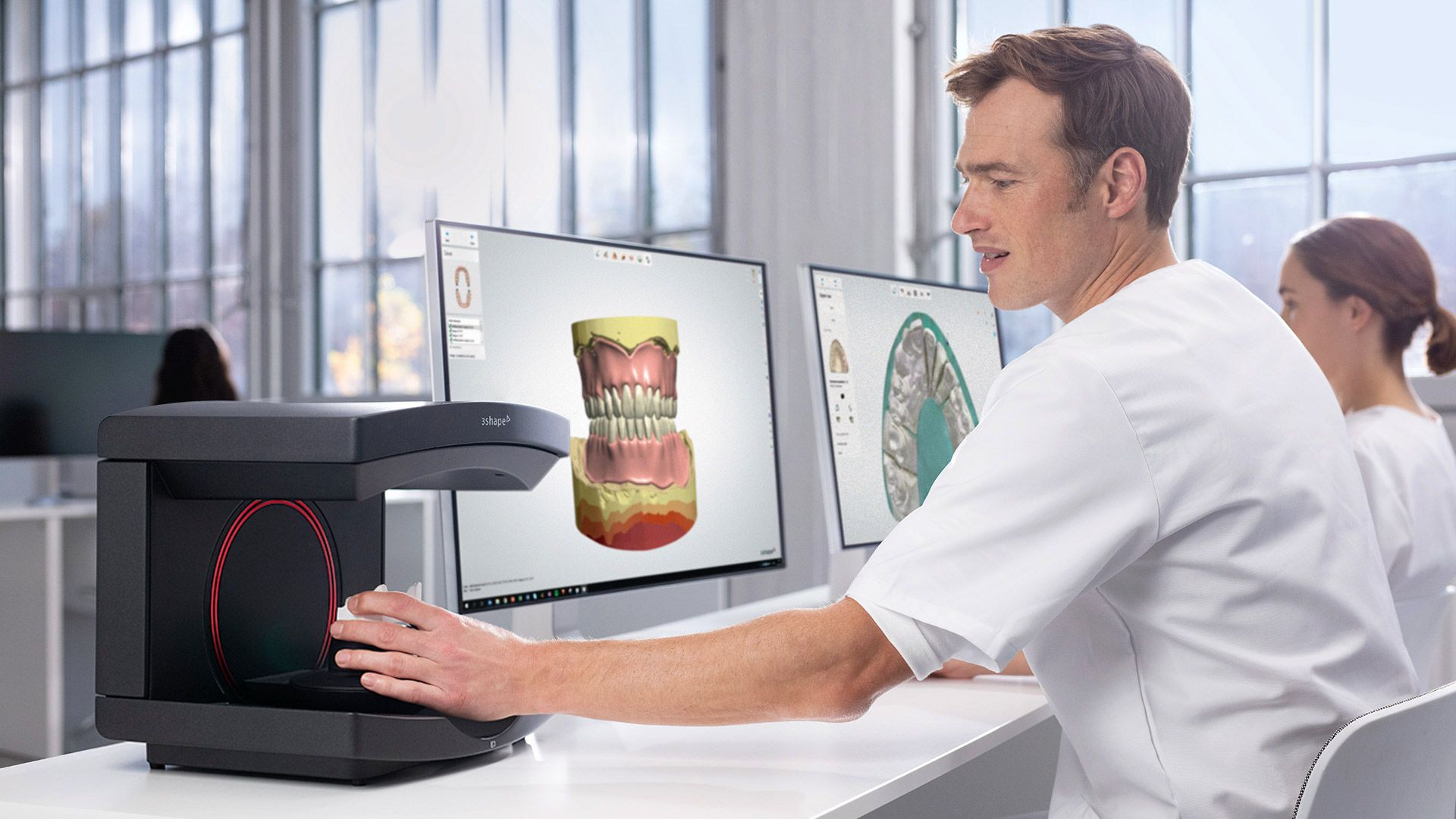 CAD/CAM-Dentalsoftware und Hardware