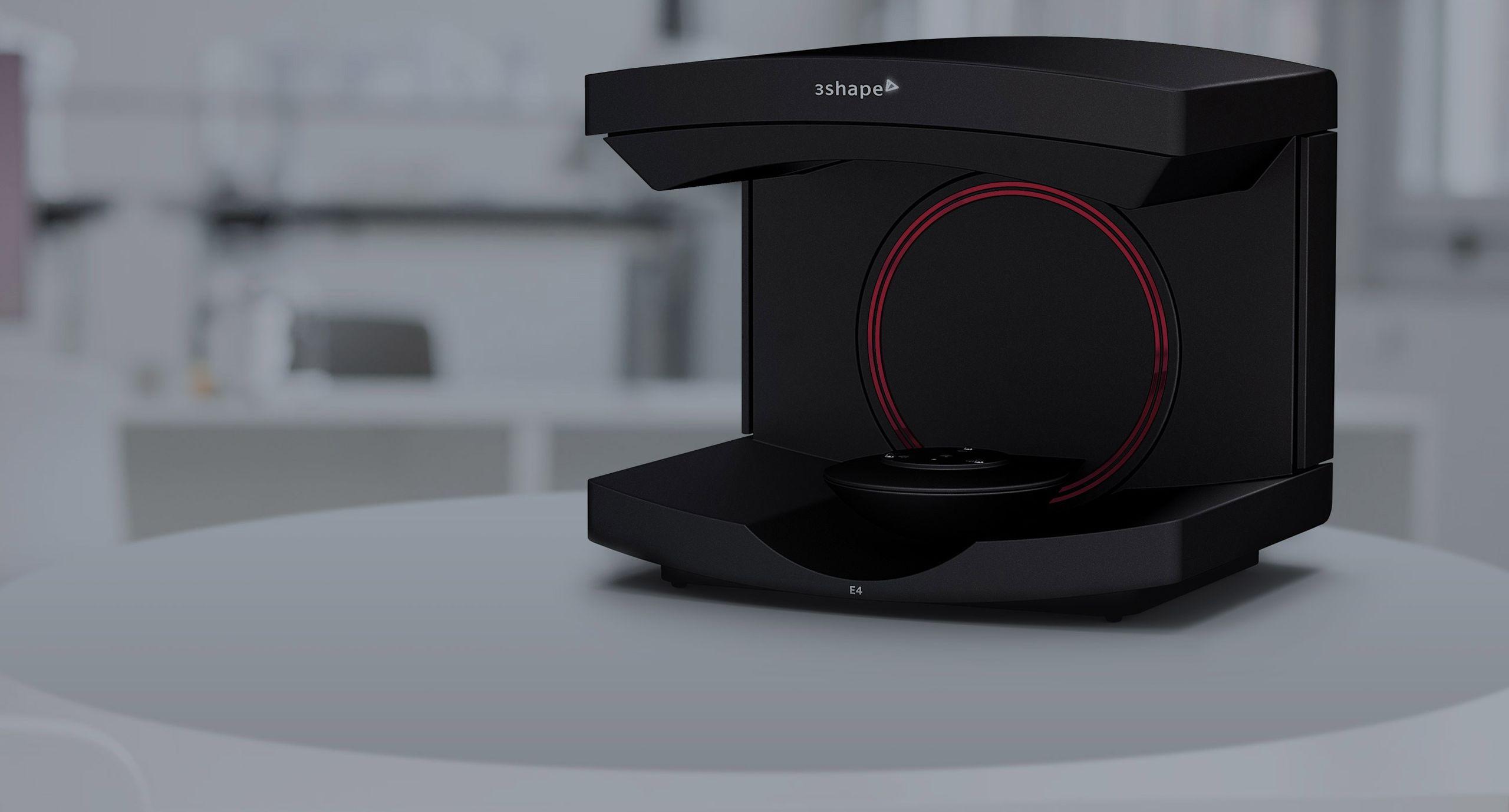 3Shape E4 扫描仪