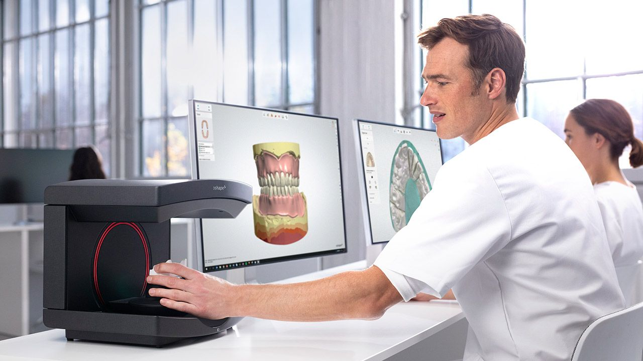 Solutions numériques pour laboratoires dentaires