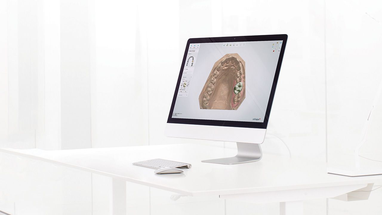 software for dental cad/cam solutions