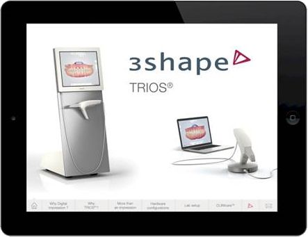 3shape app ipad