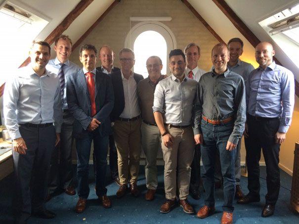 The 3Shape Orthodontics Advisory Board and the 3Shape Orthodontic team