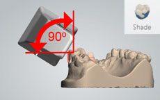 using shade measurement 5