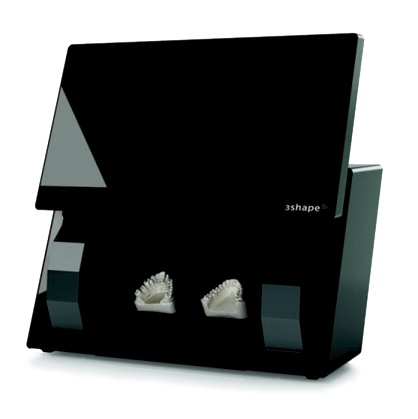 NEW D2000 dental lab scanner