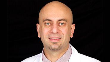 Dr. Siamak Abai DDS MMedSc