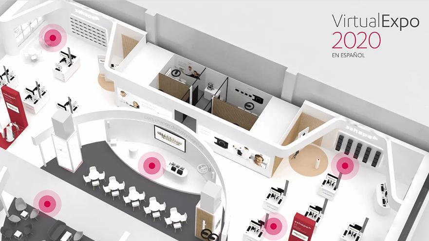 Virtual expo 3Shape en espanol 2020