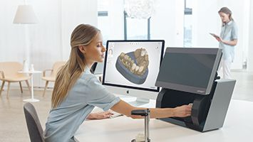 3Shape lab scanners for every need