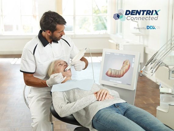 TRIOS is Dentrix Connected with Henry Schein Dentrix