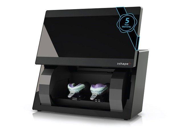 3Shape lab scanner