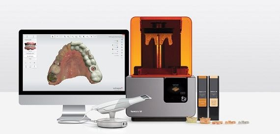 3D scanning and CAD/CAM software for dental practices and labs