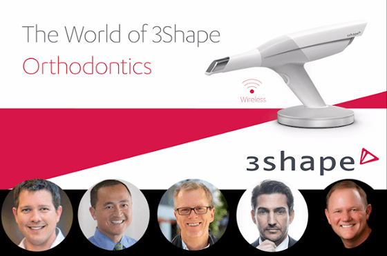 The world of 3Shape orthodontics
