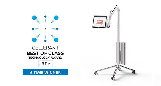TRIOS receives 2018 Cellerant Best of Class Award