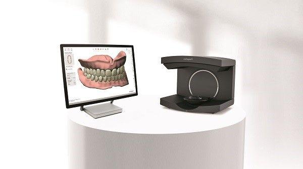 3Shape Dental System 2018 and E4 lab scanner