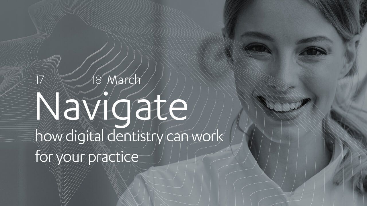 3Shape Navigate a two-day virtual event