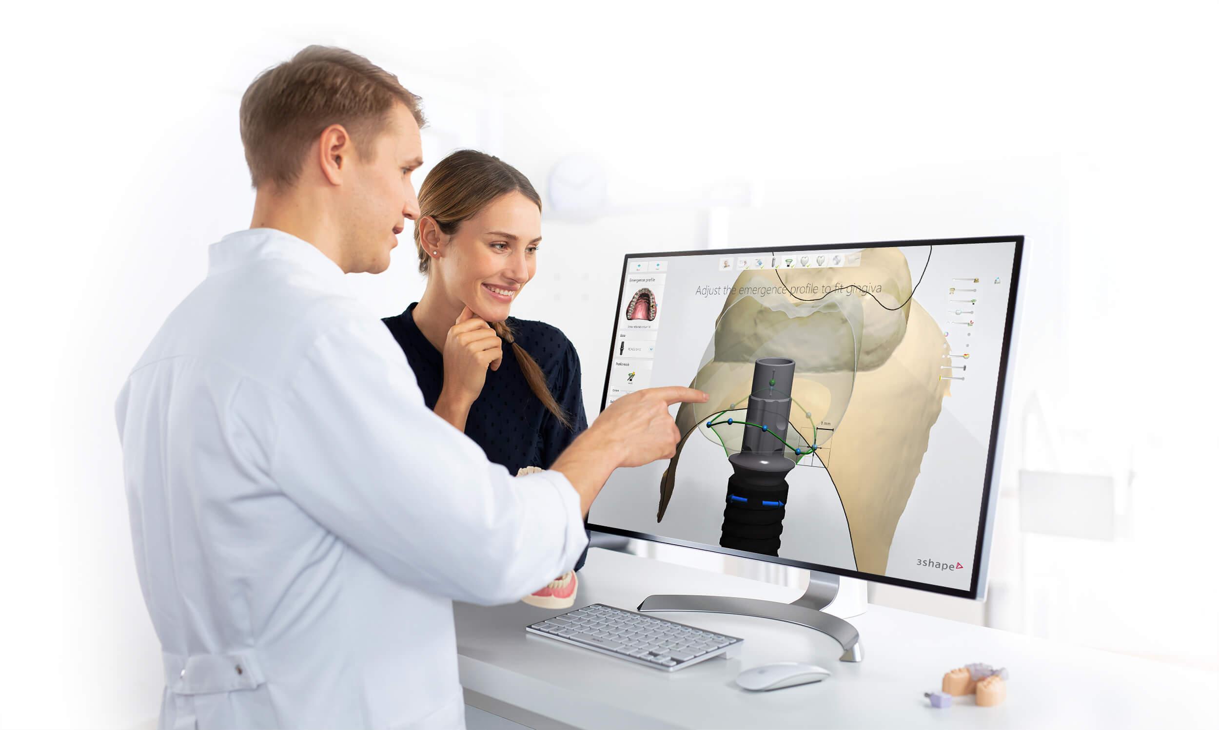 same-day dental treatments