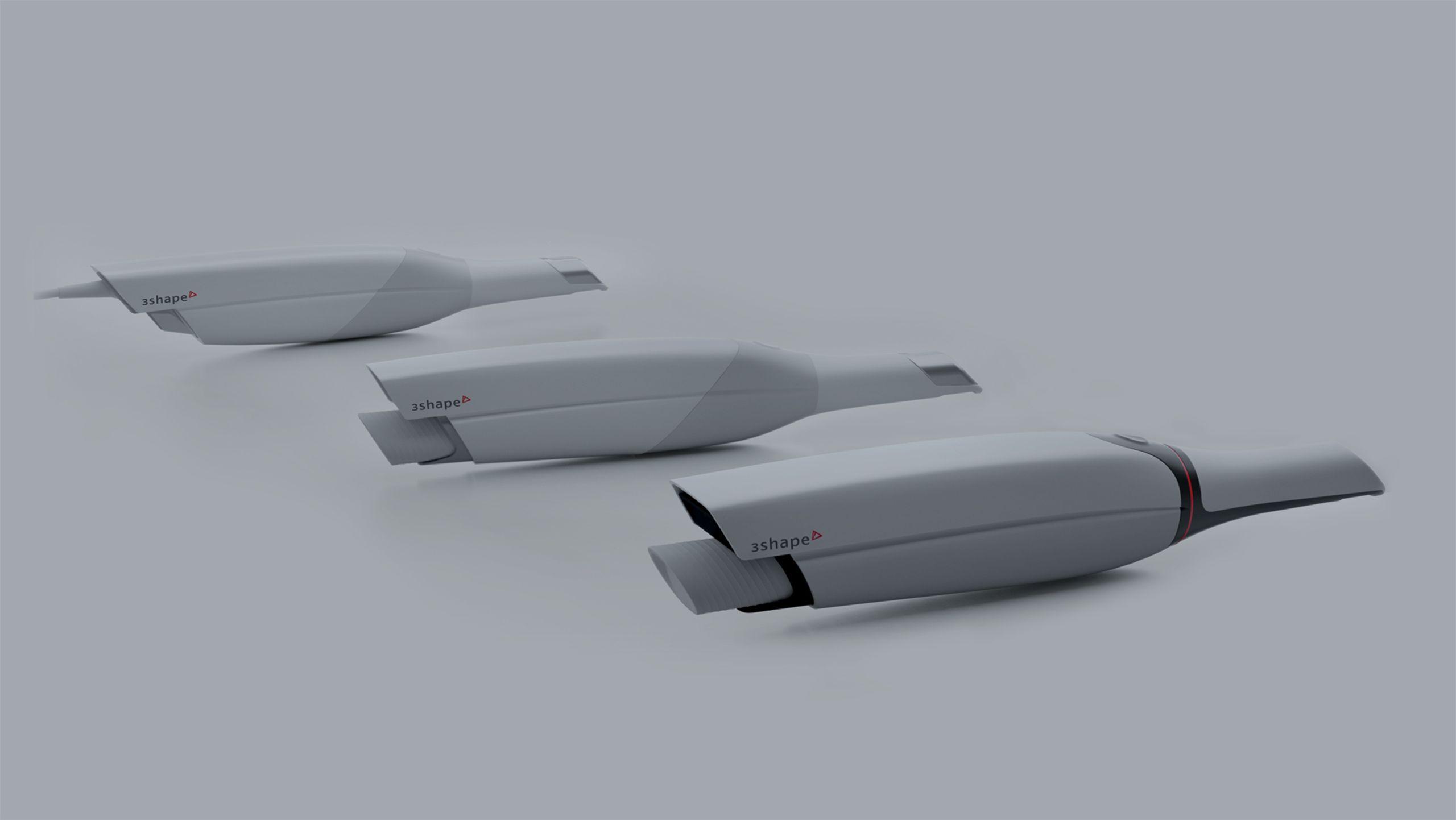 3Shape TRIOS scanners portfolio