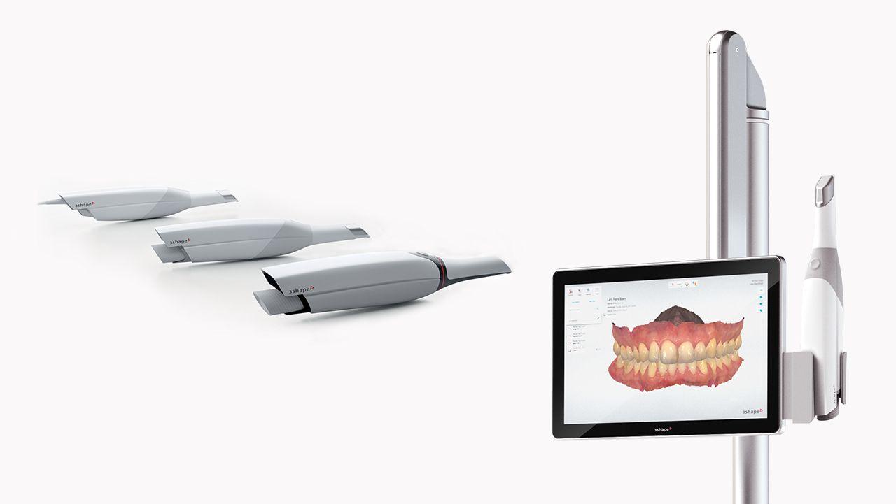 TRIOS intraoral scanners - portfolio